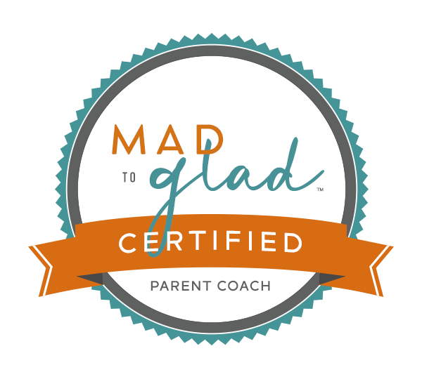 Mad to Glad Parent Coach Certification